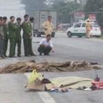 An ninh Xã hội - HN: Xác một phụ nữ bị giết nằm bên đường
