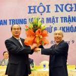 Tin tức trong ngày - Phó Thủ tướng Nguyễn Thiện Nhân làm Chủ tịch Mặt trận Tổ Quốc