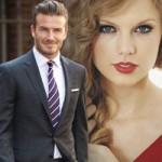 Phim - Taylor Swift sánh đôi David Beckham