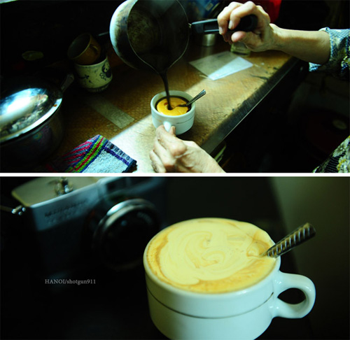 Khám phá café trứng Hà Nội - 1