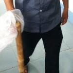 An ninh Xã hội - Nghịch tử dùng gậy tre đánh chết cha ruột