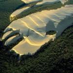 Du lịch - Tới Australia, thăm cồn cát trên đảo Fraser