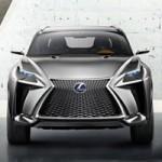 """Ô tô - Xe máy - Lexus NF-NX: """"Lột xác"""" về phong cách"""