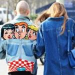 Thời trang - Áo khoác denim cho ngày se lạnh