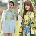 Thời trang - Cô gái xinh đẹp nhất phố mùa thu
