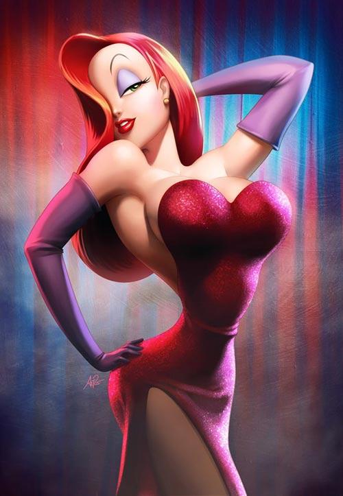 10 nhân vật hoạt hình sexy nhất - 5