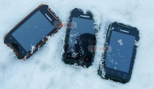 Trào lưu điện thoại độc chịu va đập, chịu nước - 6