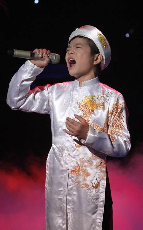 Quang Anh chiến thắng Giọng Hát Việt Nhí 2013 - 2