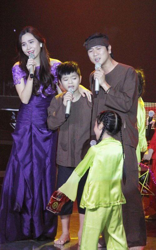 Quang Anh chiến thắng Giọng Hát Việt Nhí 2013 - 3