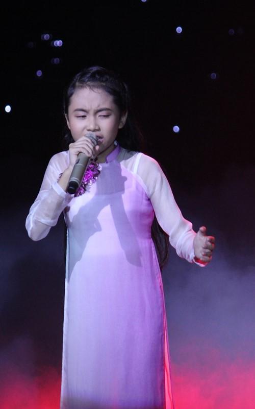 Quang Anh chiến thắng Giọng Hát Việt Nhí 2013 - 4