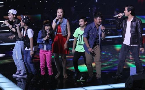 Quang Anh chiến thắng Giọng Hát Việt Nhí 2013 - 10