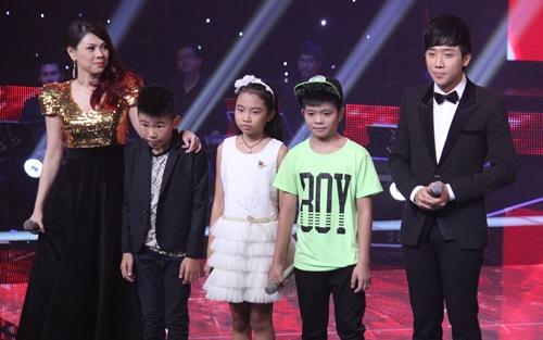 Quang Anh chiến thắng Giọng Hát Việt Nhí 2013 - 13