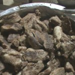 Sức khỏe đời sống - Sản xuất khô bò từ... thịt heo thối