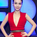 Ca nhạc - MTV - Yến Trang khoe khe ngực táo bạo
