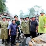 Tin tức trong ngày - Lũ quét ở Sa pa: Phó Thủ tướng thăm dân bản