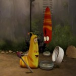 Video Clip Cười - Phim hoạt hình Larva: Lò xo