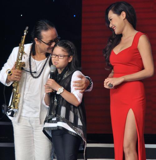 Trần Mạnh Tuấn phiêu cùng con gái - 6