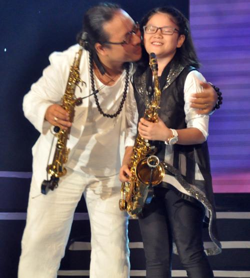 Trần Mạnh Tuấn phiêu cùng con gái - 7