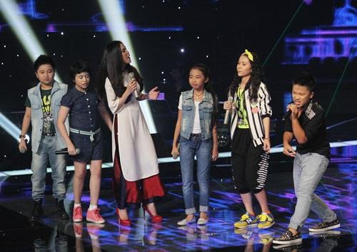 Quang Anh chiến thắng Giọng Hát Việt Nhí 2013 - 9