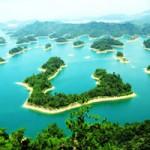 Du lịch - Thành phố cổ dưới lòng hồ ngàn đảo