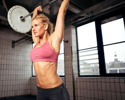 10 phút tập luyện: Toàn thân (Total Body) - 1