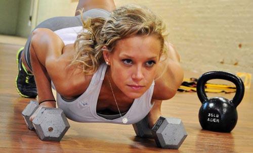 10 phút tập luyện: Toàn thân (Total Body) - 2