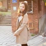 Thời trang - Chọn áo khoác cho nàng mi nhon