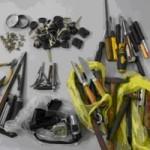 An ninh Xã hội - Trộm cắp hàng trăm xe máy còn ra giá chuộc