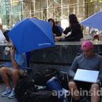 Thời trang Hi-tech - Xếp hàng trước 15 ngày chờ mua iPhone 5S