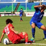 Bóng đá - ĐT nữ VN hòa Thái Lan ngày ra quân