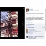 """Công nghệ thông tin - Bill Gates đăng ảnh lưới điện Việt Nam lên Facebook gây """"sốt"""""""