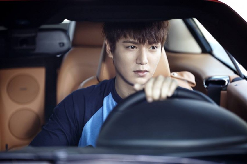 """""""Bạn gái mới"""" của Lee Min Ho - 1"""