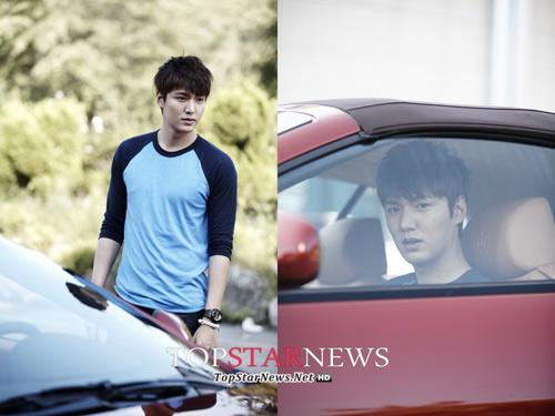 """""""Bạn gái mới"""" của Lee Min Ho - 6"""