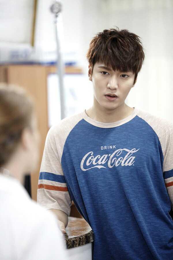 """""""Bạn gái mới"""" của Lee Min Ho - 5"""