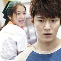 """""""Bạn gái mới"""" của Lee Min Ho"""