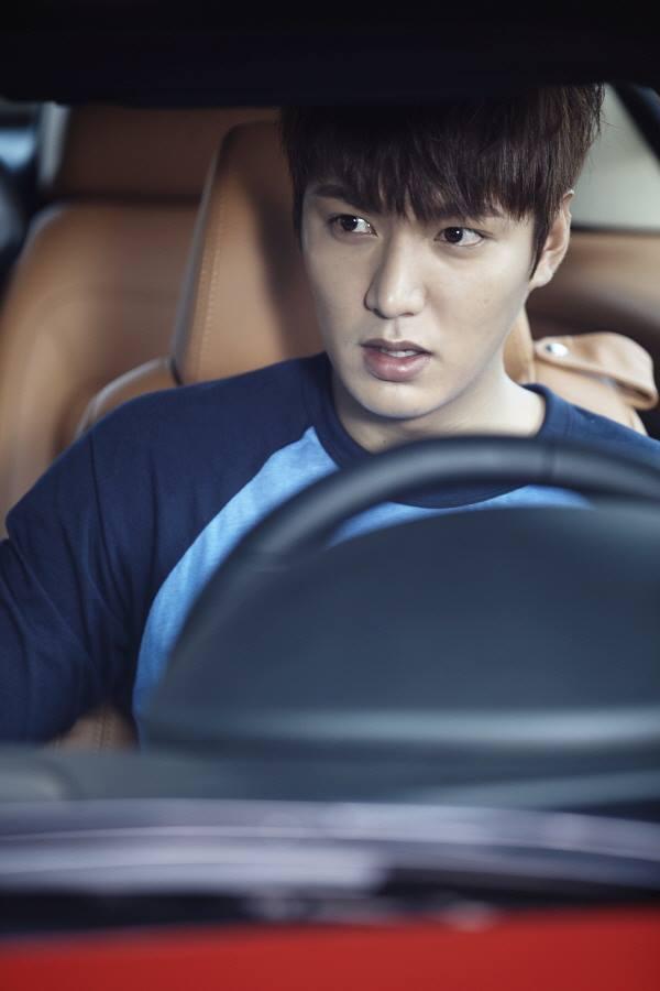 """""""Bạn gái mới"""" của Lee Min Ho - 8"""