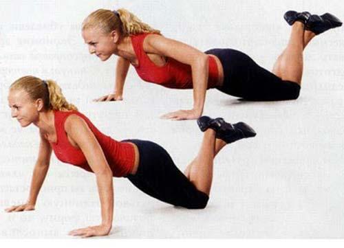 10 phút tập luyện: Toàn thân (Total Body) - 4