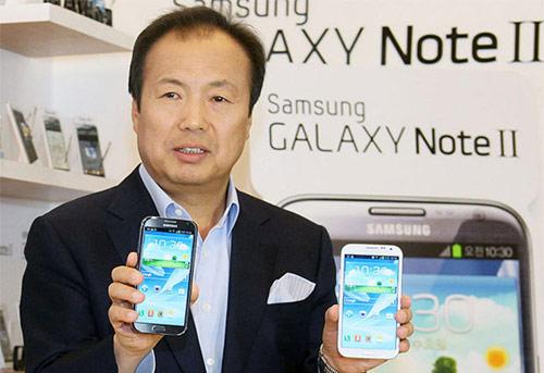 Samsung Galaxy Note vượt mốc 38 triệu chiếc - 1