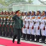 Tin tức trong ngày - Chỉ Chủ tịch nước có thẩm quyền phong, thăng quân hàm cấp tướng