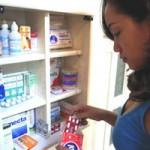 Sức khỏe đời sống - Cách chuẩn bị một tủ thuốc gia đình
