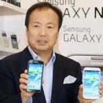 Thời trang Hi-tech - Samsung Galaxy Note vượt mốc 38 triệu chiếc