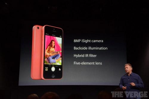 iPhone 5C chính thức ra mắt, khoảng 11,5 triệu đồng - 5