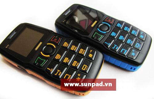 Điện thoại Sunfone B30 thách thức đối thủ về pin - 4