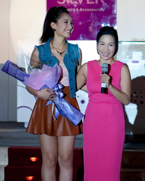 Mỹ Linh rất tự hào về Anna Trương - 2