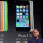 Thời trang Hi-tech - iPhone 5S trình làng, nhanh gấp 5 lần iPhone 5