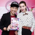 Ca nhạc - MTV - Hà Hồ, Trấn Thành chọc cười khán giả