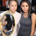 Thời trang - Mark Lưu ôm chặt siêu mẫu Diệu Huyền