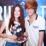 Phim - Bùi Anh Tuấn đưa bạn gái xem phim