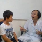 Sức khỏe đời sống - Bệnh nhi bị phù phổi cấp do đuối nước