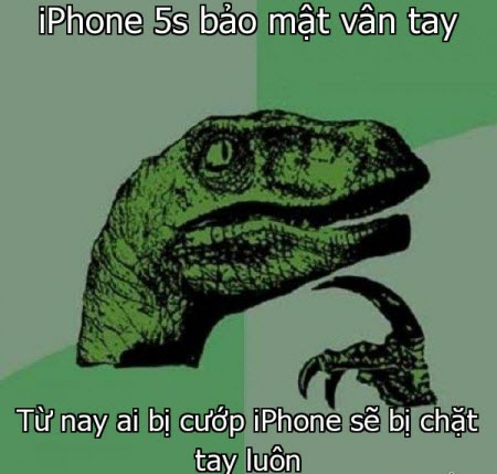 """Bé gái """"bẻ khóa"""" công nghệ nhận diện vân tay trên iPhone 5S - 1"""